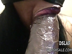 The instagram superhead gagging deepthroat and cum in face hole