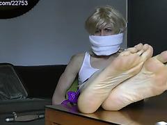 Pamela kidnapped/tickled