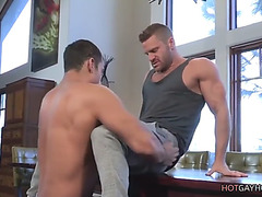 Homosexuals have a fun some hardcore shagging
