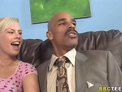 Tara lynn foxx shows threatening daddy she's already grown up