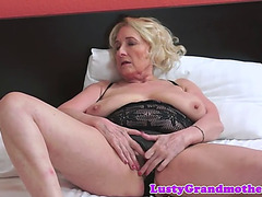 Breasty aged pussyfucked by younger ramrod