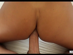 Knee high socks and anal fucking