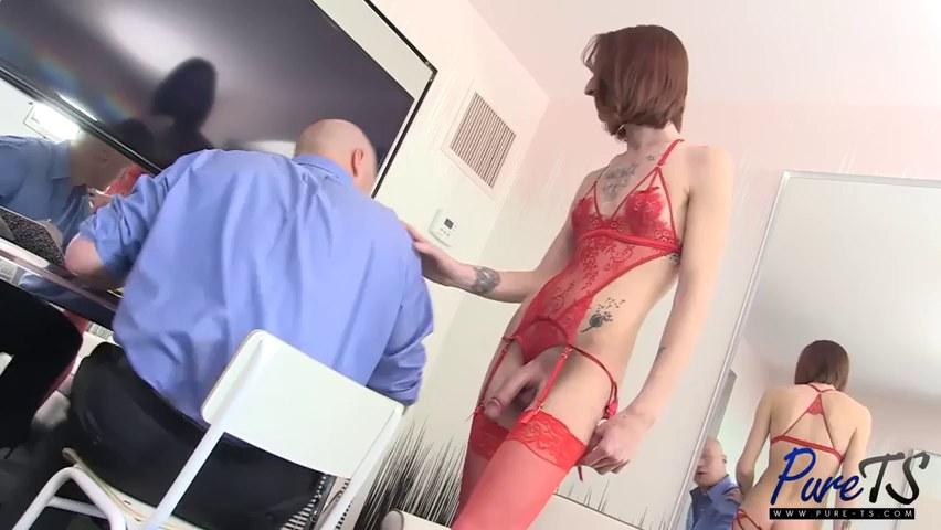 Trannt sex