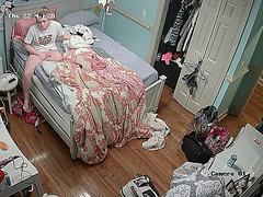Student's bedroom