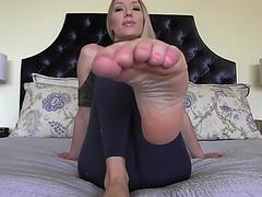 Worthy pr feet joi