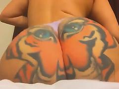 Most Good of tyger ass