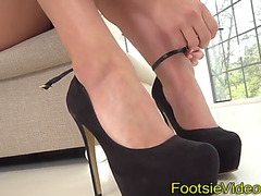 Perverted hos feet screwed