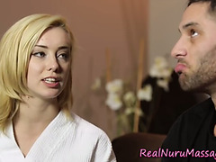 Nuru masseuse fur pie eaten