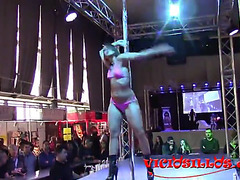 Striptease de susy sance at feda 2017