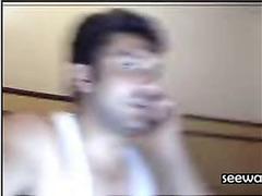 Awkward dilettante arab homo dude