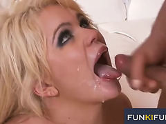 Large cum load gulp it all compilation part 5