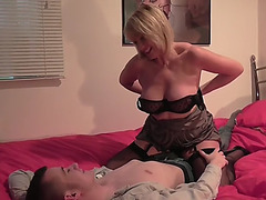 Amy sexy #british #bigtits #milf and her boytoy