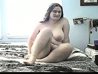 Porno Video of Hairy Squirter