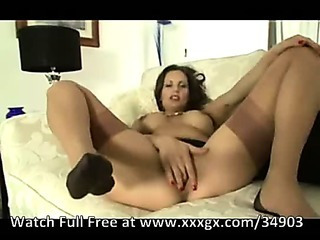 Porn Tube of Valentina Ff Stockings And Heels