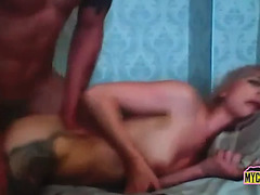 Sexy russian pair sex webcam fearsome proceed on mycyka.com