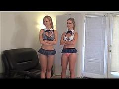 Cheerleaders chloroformed