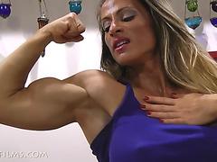 Maria fleshly dance