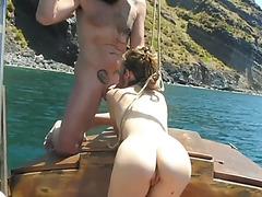 Boat servitude