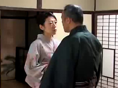 Oriental japanese kimono milf's sex life threatening-fearsome pt2 on hdmilfcam.com