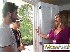 Lad bonks mother i'd like to fuck devon lee anal