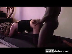 Wife calls her spouse as that babe receives drilled by bbc
