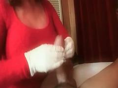Mommies naughty cook jerking