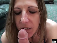 Skilled chick receives her love tunnel stretched