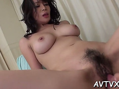 Exquisite and soaked oriental oral-stimulation