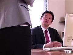 Japanese cfnm