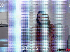 Mama and sons fiasco caught on tape