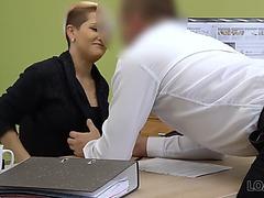 Loan4k.menacing loan porn clip of lussy enjoyable whose body is so seductive
