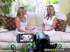 Brazzers threatening-fearsome brazzers exxtra threatening-threatening brandi love monique alexander a