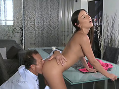 That Babe makes him cum greater amount than one time ivy