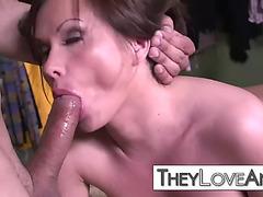 Katja kassin anal climax