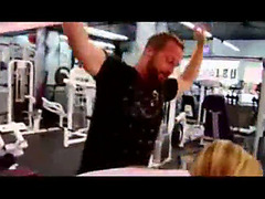 Fitness whore!