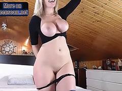 Golden-Haired whore anal sex toy 5 twenty enjoyable cummin