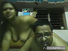 Indian wife very hungry for fuck