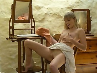 Sex Movie of Longhaired Princess With Sexy Nipples