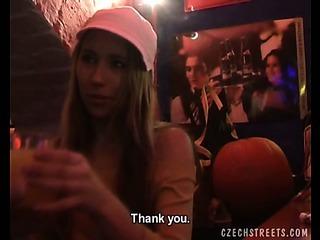 Porno Video of Czech Streets - Marketa