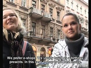 Porno Video of Czech Streets - Alena