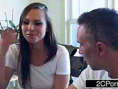 Married dude has trouble turning down aidra fox and her incredible whoppers