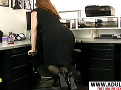 Superlatively Good stepmama amber dawn riding schlong lovely touching son&#39s ally