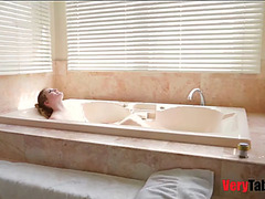 Stacey leann copulates her brother in bathtub!