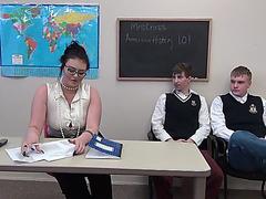 Hawt for teacher video 02