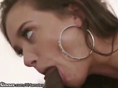 Sweetsinner gia paige&#039s bbc afternoon delight