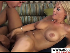 Recent step mamma kayla syns gives tugjob hawt youthful bud