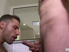 Muscle homo void urine and ejaculation