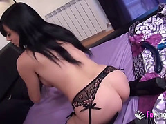 Anything is posible with sex female-dominator damaris