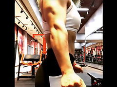 Chinese muscle female-dominant