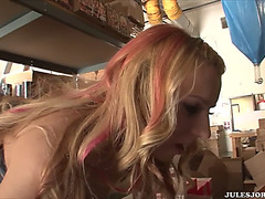 Lexi belle wench puppies